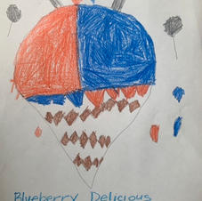 Blueberry Delicious Cherry