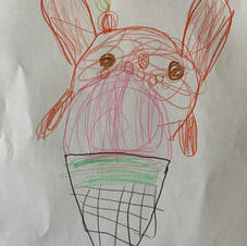 Easter Bunny Ice Cream