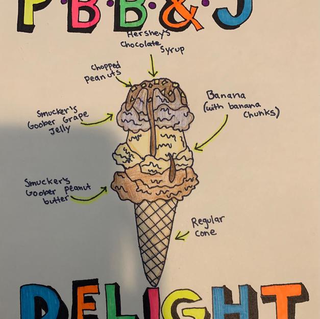 PBB&J DELIGHT