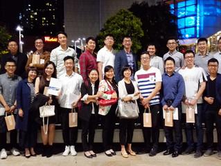 澳洲华人新能源协会与南都电源相聚悉尼