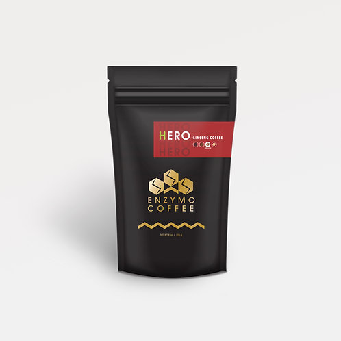 HERO - Ginseng-Fermented Functional Coffee
