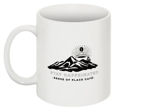 SOP Mug - Stay Caffeinated