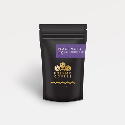 PEACE MOJO - Berry-Fermented Functional Coffee
