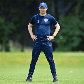 Jess Ibrom Tasman United Head Coach