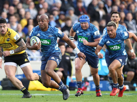 Ibrom visits Super Rugby Franchise The Blues