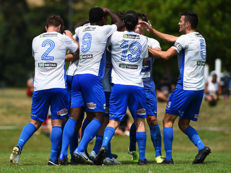 Tasman United make History with Historic Win!