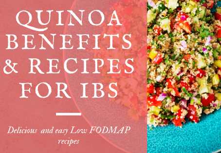 Quinoa Benefits & Easy Recipes to Manage IBS