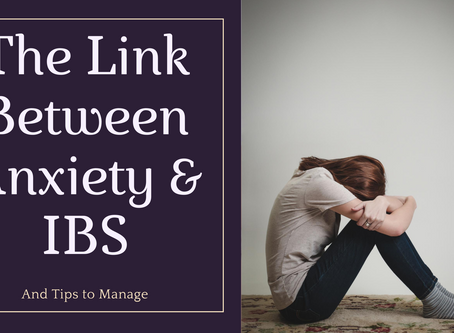 The Link Between Anxiety and IBS