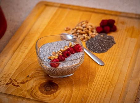 Easy Low FODMAP Chia Pudding