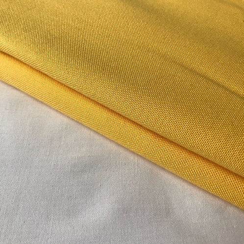 Домоткане полотно Онікс (50х75см) жовтий