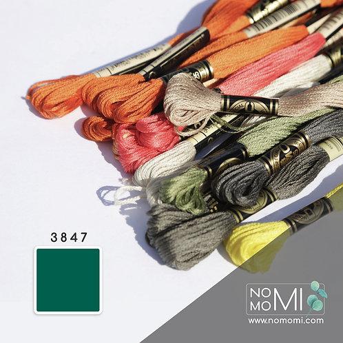 3847 Муліне DMC Фабричний моток