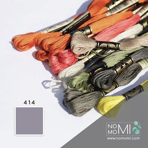 414 Муліне DMC Фабричний моток