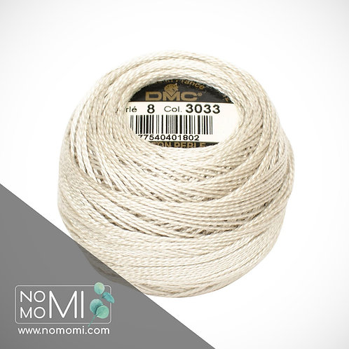 3033 Pearl Cotton Balls Size 8