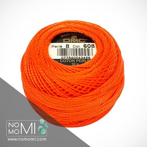608 Pearl Cotton Balls Size 8