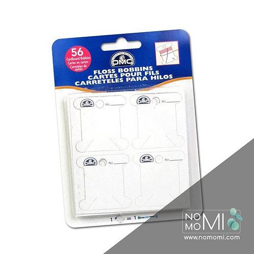 Бобінки картонні DMC Floss Bobbins