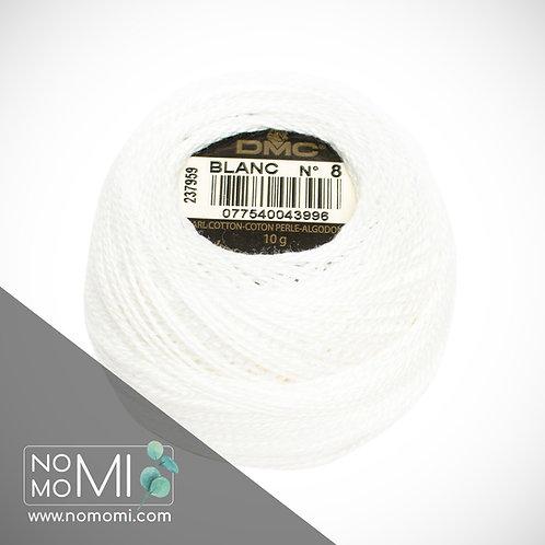 BLANC Pearl Cotton Balls Size 8