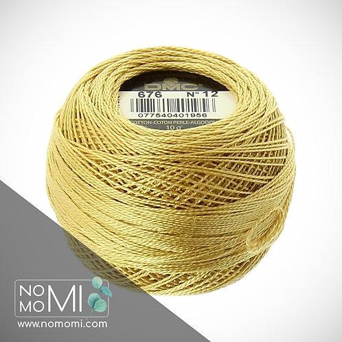 676 Pearl Cotton Balls Size 12