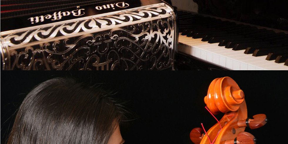 piano 土屋恵  cello 飯尾久香  **Duo Live**