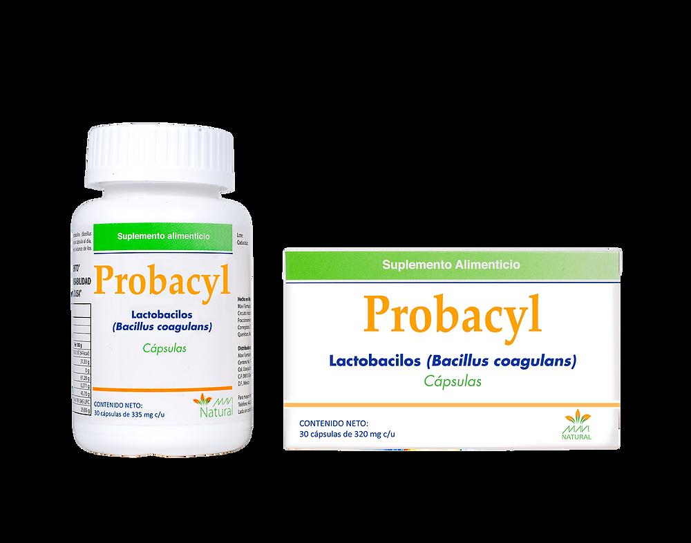 Probioticos Capsulas