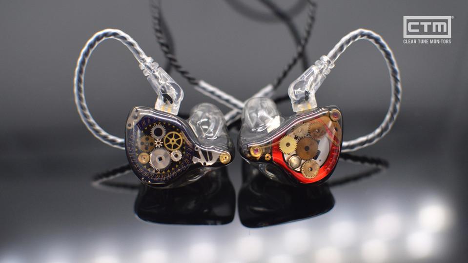 Clockwork In-Ears