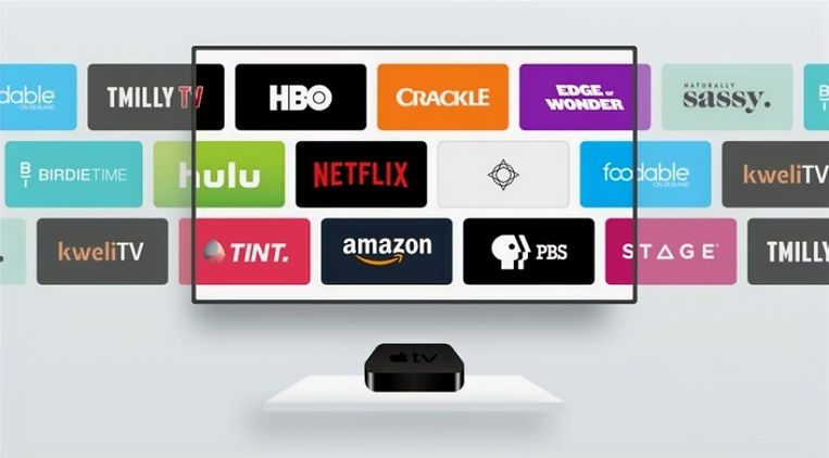 OTT Digital Streaming apps
