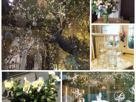 12月開催 東京お花を楽しむ会