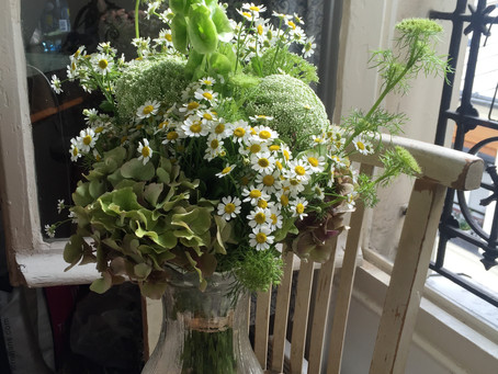 9月のお花を楽しむ会