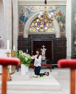 Mariage, Paris
