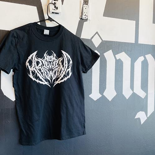Black Metal Logo Shirt