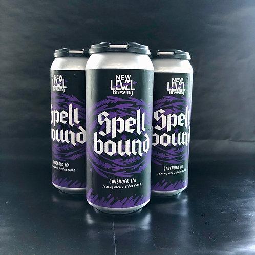 Spellbound Lavender IPA 7%ABV, 4x473mL