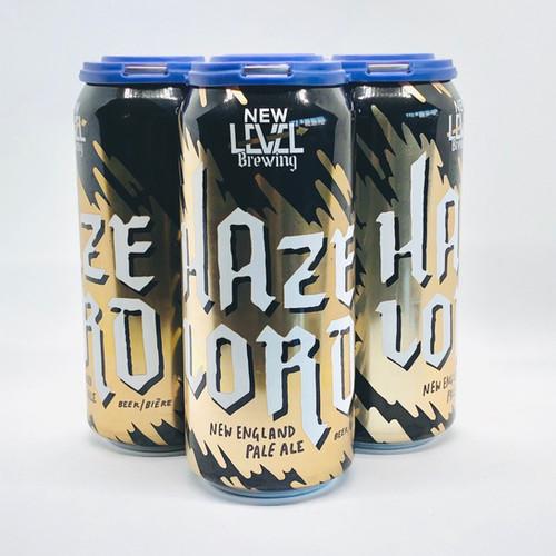Haze Lord 5%ABV,  4x473mL