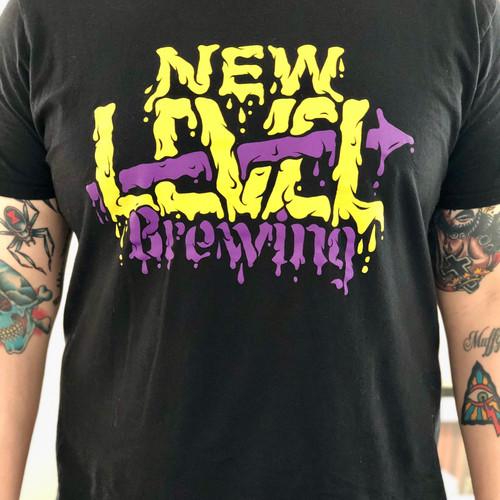 Drippy Logo Shirt