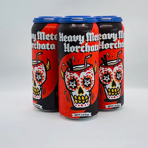 Heavy Metal Horchata 4x473mL