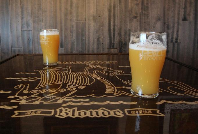 Norwegian Kviek NEPA Beer @ New Level Brwin Co.