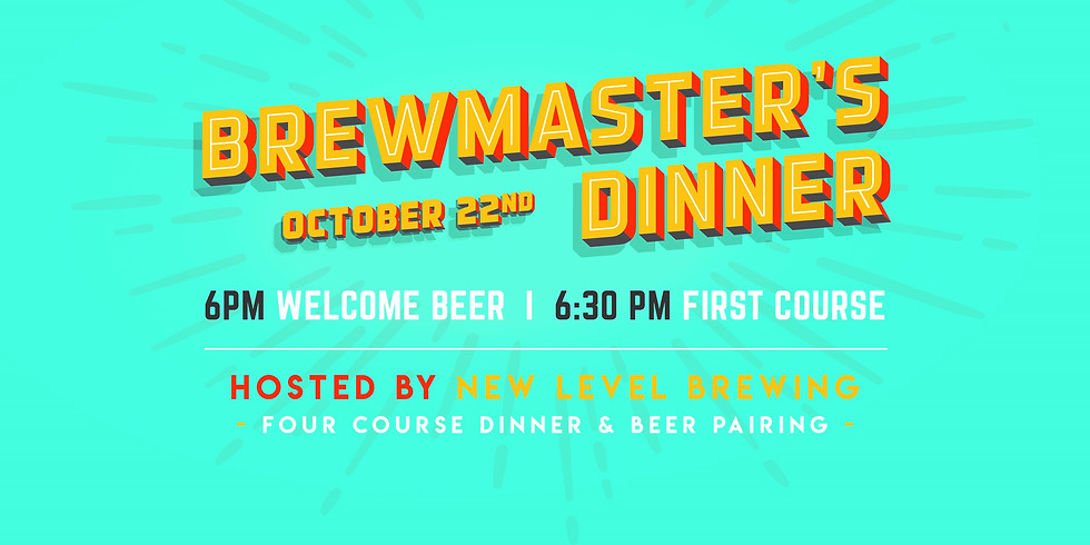 Brewmaster's Dinner @ Craft South