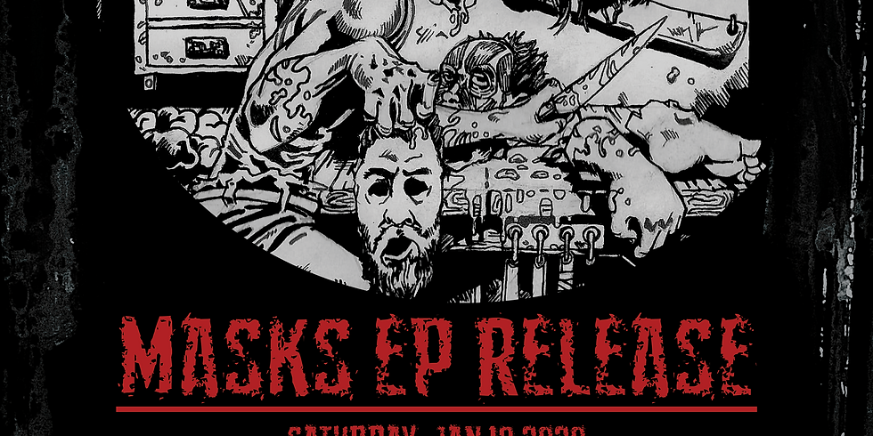 Redshifted EP Release