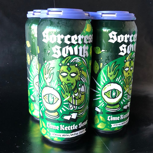 Sorceress Sour 6.5%ABV