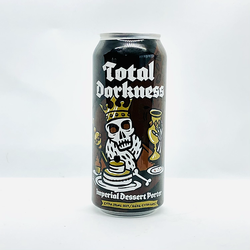 Total Darkness  10% ABV 1x473mL