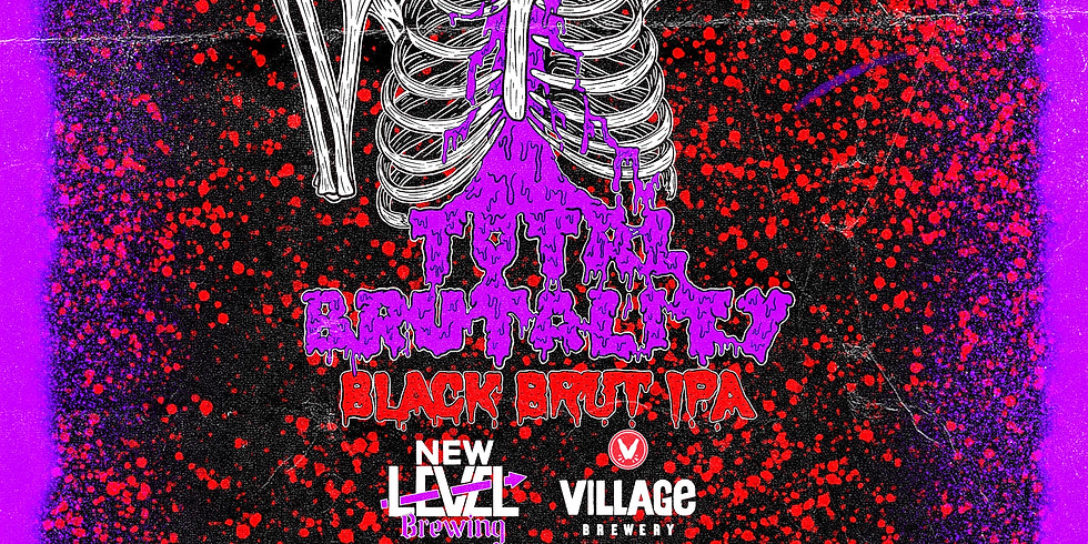 Total BRUTality: Village X New Level Small Batch Grindcore Party