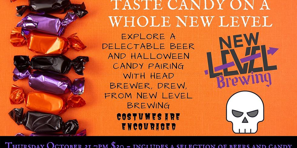 Beer & Candy Halloween Pairing!