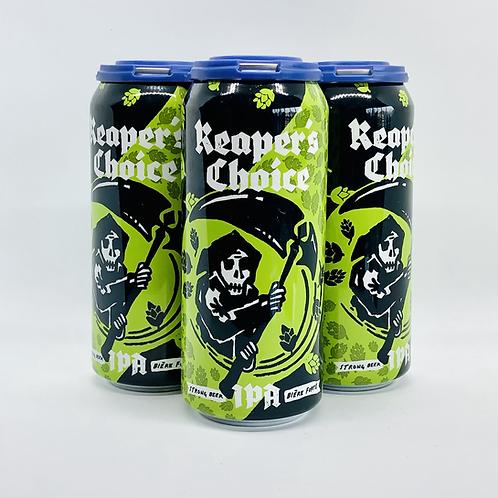 Reaper's Choice 7.5% ABV, 4x473mL