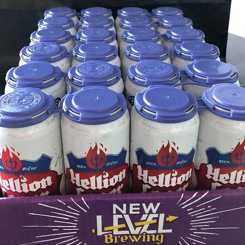 Hellion Lager 5% ABV,  24x473mL