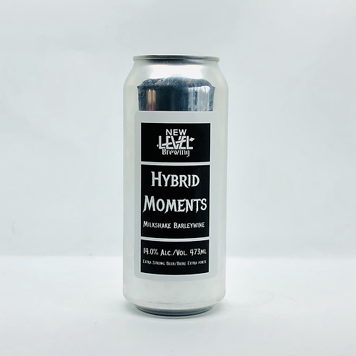 Hybrid Moments Milkshake Barley Wine 473mL