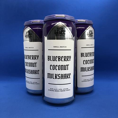 Blueberry Coconut Milkshake 7%ABV 4x473mL