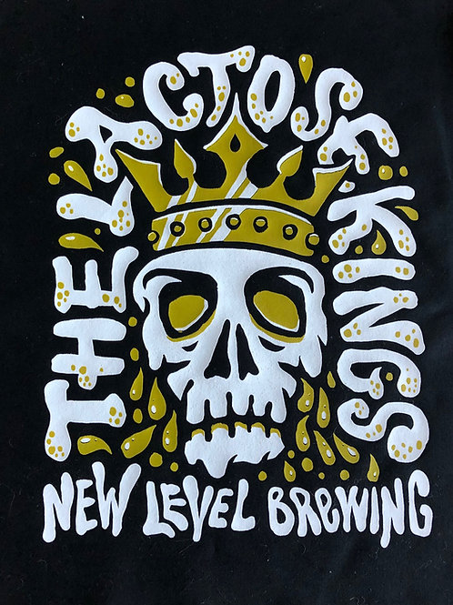 Lactose Kings Back Patch