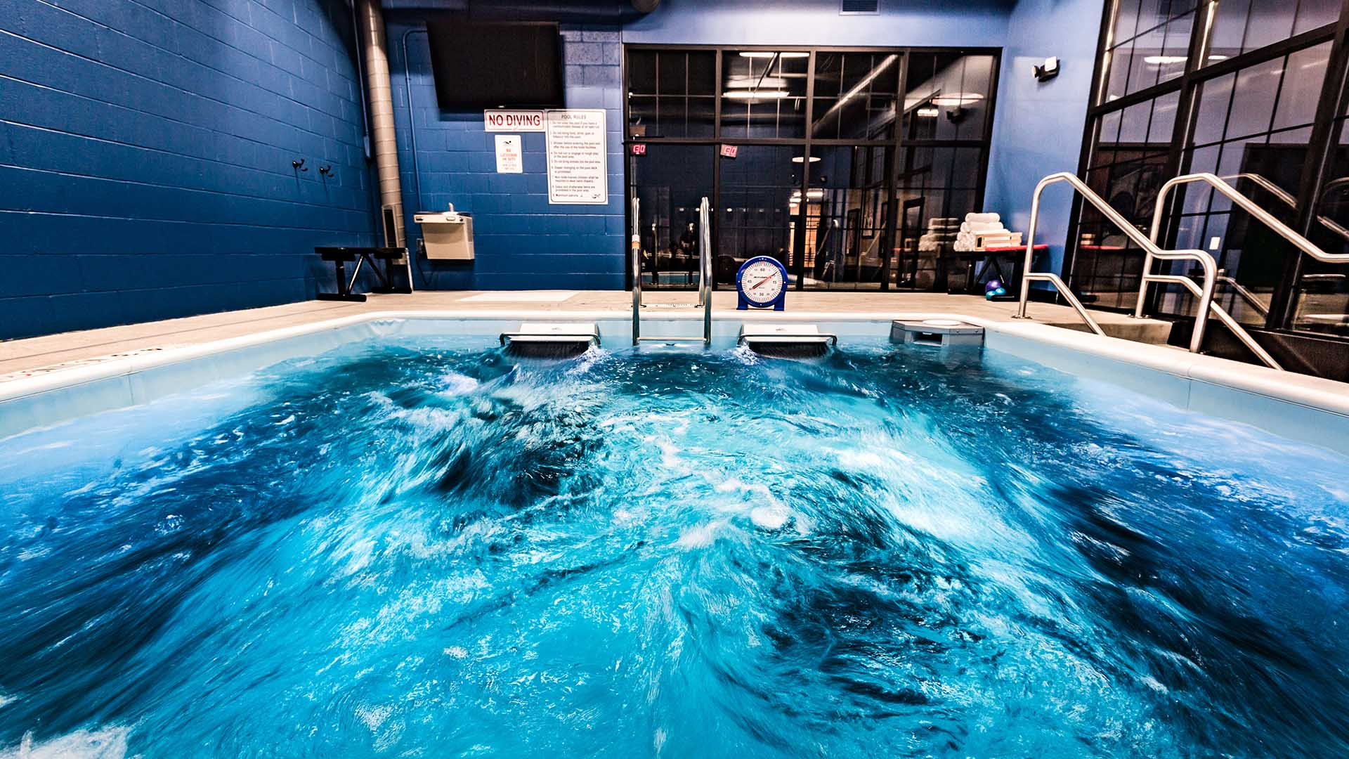 Therapy & Training Pool