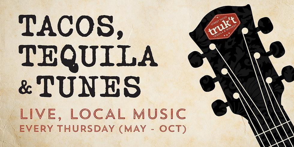 Tacos, Tequila & Tunes: Joshua Clark