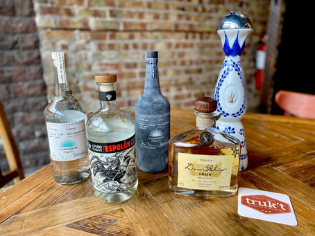 5 Tequilas to Drink in Honor of Cinco de Mayo