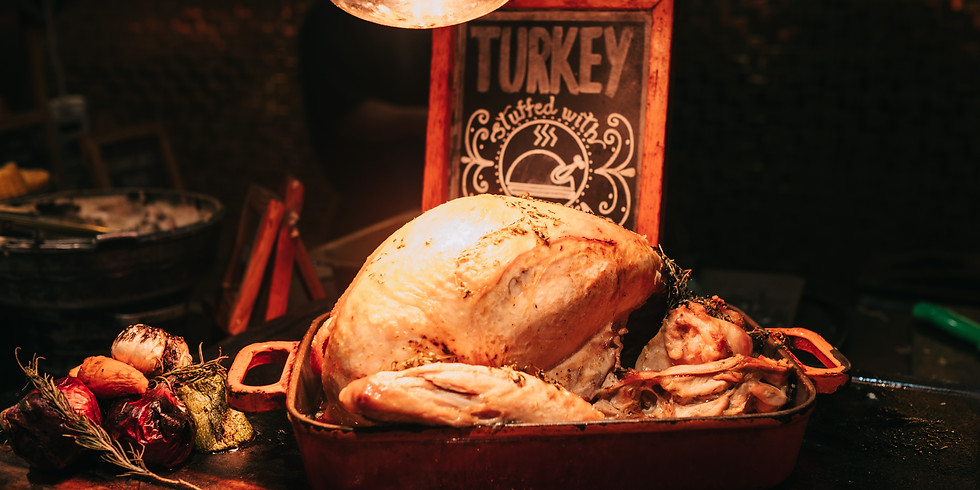 How to properly cook a turkey with Bobby Walker