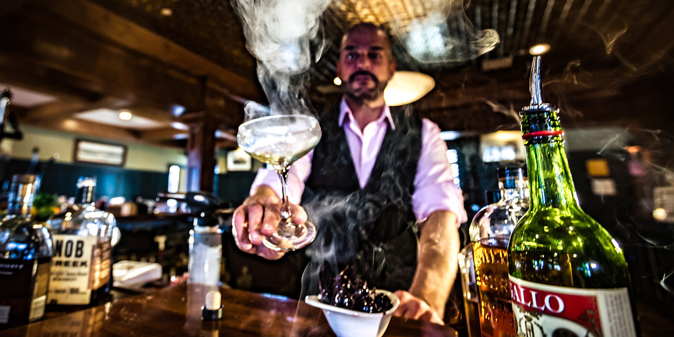 New Fall Scratch Bar Menu Tasting